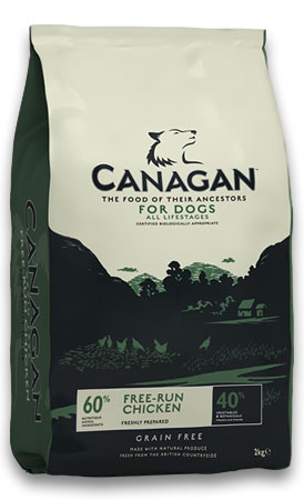 Canagan Free-Run Chicken For Dogs