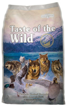 Taste of The Wild Adult Wetlands Canine