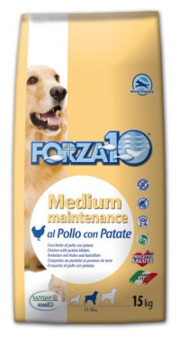 Forza10 Medium Maintenance with Chicken and Potato