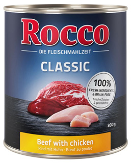Rocco Classic Beef with Chicken