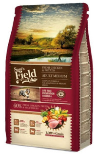 Sam's Field Adult Medium