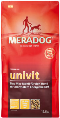Mera Dog Premium Univit