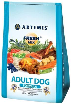 Artemis Fresh Mix Adult Dog