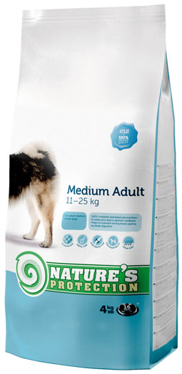Nature's Protection Medium Adult